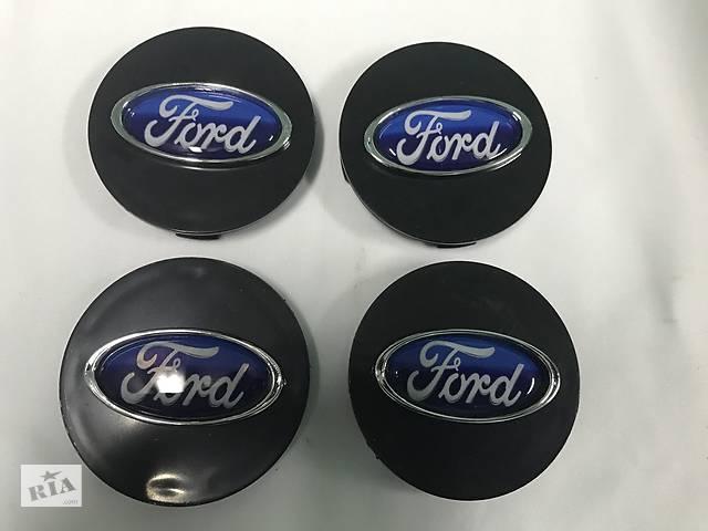 Ford Kuga 2013↗/2016↗ гг. Колпачки в титановые диски 55 мм V3 (4 шт)- объявление о продаже  в Чернівцях