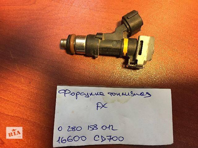 купить бу Форсунка  Infiniti FX  0280158042 16600 cd700 в Одессе
