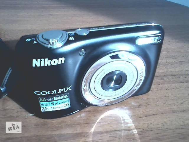 Фотоапарат Nikon L25- объявление о продаже