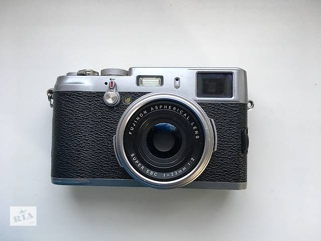 продам Fujifilm x100 + бонус бу в Коростышеве