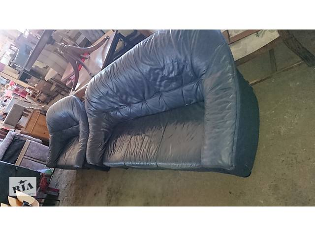бу Комплект диванів: 2+3 мебли бу луцьк мебель бу шкіряні дивани мяка частина бу шкіряні дивани б у купити шкіряний диван б в Луцьку