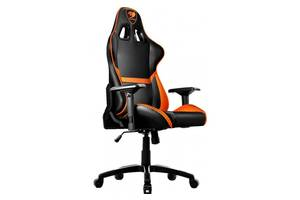 Кресло игровое Cougar Armor One Black/Orange