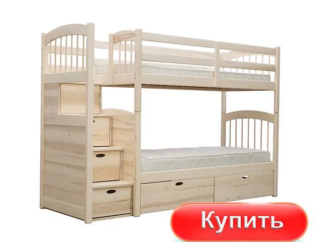 Ліжко з 100% деревини з доставкою по Україні- объявление о продаже  в Києві