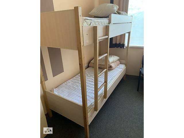 купить бу Кровать двухъярусная в Львове
