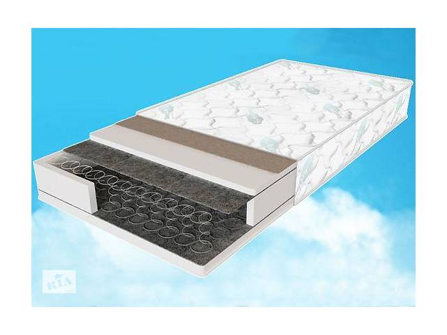 Матрас Sleep&Fly Standart Plus 180Х200см. (01-0407)