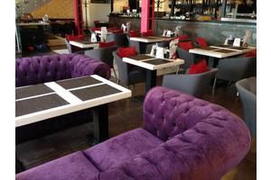Нові Меблі для кафе і ресторанів