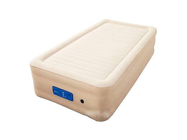 купить бу Надувной матрас-кровать Bestway 69030 Велюр 191х97х43см  в Украине