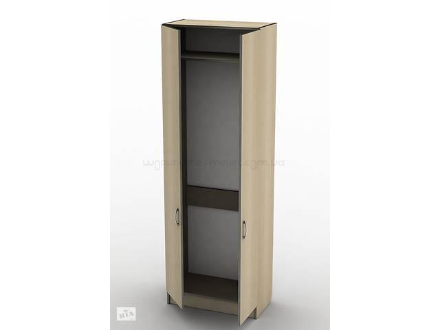 купить бу Шафа гардероб для одягу Тиса ШО-10 ШхГхВ 700х350х2050 мм в Києві