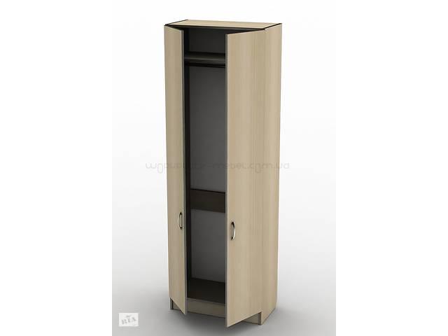 продам Шкаф гардероб для одежды Тиса ШО-20 ШхГхВ 700х350х2050 мм бу в Києві