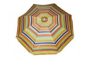 Зонт пляжный Good Idea с наклоном Разноцветный (hub_jCoB92790)
