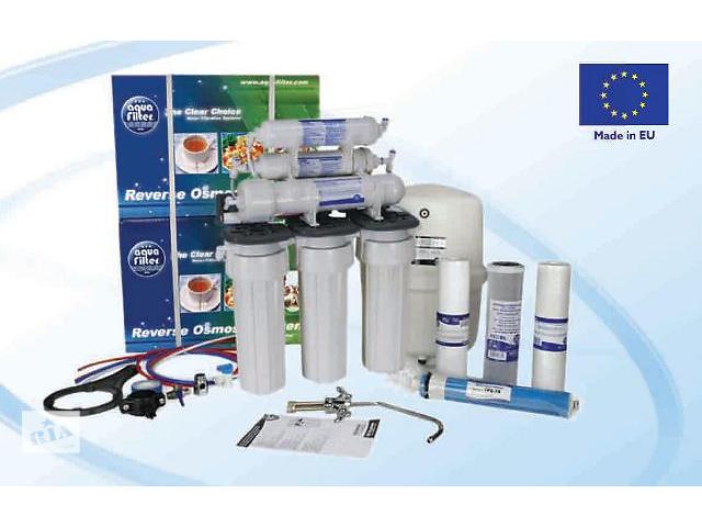 фильтр для воды Обратный осмос Aquafilter RO6 - объявление о продаже  в Житомире
