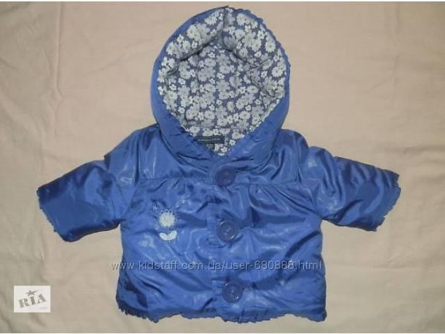 бу Фирменная куртка  Pumpkin patch в Новомосковске