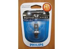 Галогенка H1 PH 12V 55W 12258BVB1 BlueVision (блистер 1 шт)