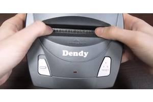 Нові Приставки Dendy