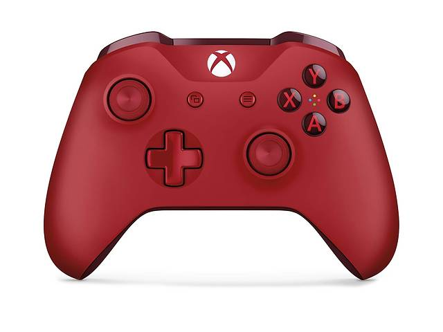 продам Геймпад Microsoft Xbox One S Wireless Controller Red бу в Харькове