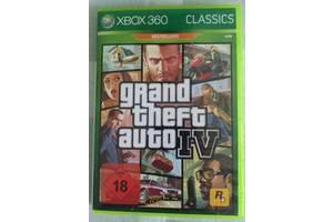б/у Игры для Xbox 360