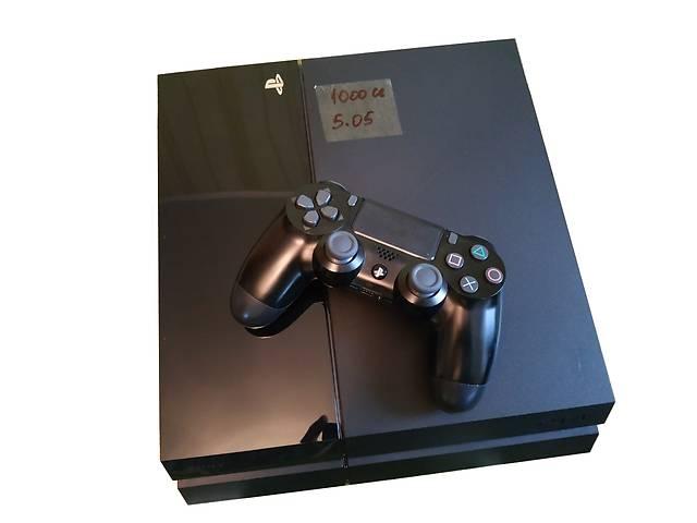 бу Прошита Playstation 4 PS4 1TB/500GB гарантия+50игр на выбор бесплатно в Рівному