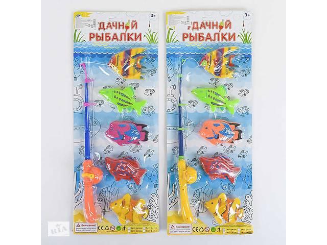 продам Рыбалка магнитная 13191 722 удочка, 5 рыбок - 220652 бу в Киеве