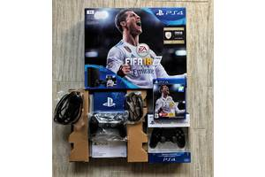 Приставки Sony PlayStation 4