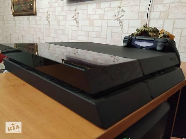 продам Sony PlayStation 4 500GB Прошита (5.05 HEN) + 2 HDD 500GB бу в Одесі