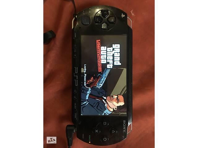 купить бу Sony,PSP-1004E игровая приставка привезена с Германии. в Усть-Черной