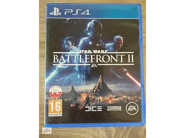 бу Star Wars Battlefront 2 PS4 в Полтаві