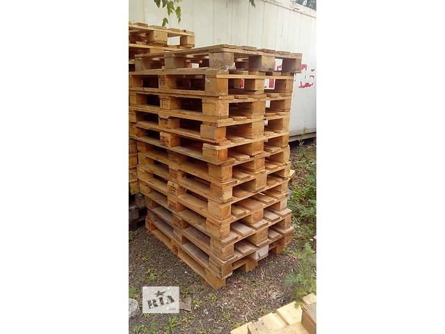Продам деревянные европоддоны 1200*800  1200*1000- объявление о продаже  в Днепре (Днепропетровск)