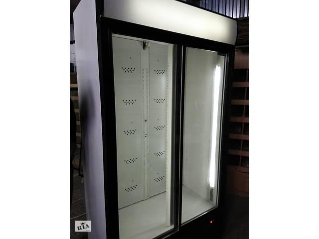 купить бу Хорошее состояние! Шкаф холодильный 1-и 2-дверный БУ Холодильник витрина купе в Черновцах
