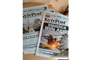 Газеты Киевпост,на английском языке