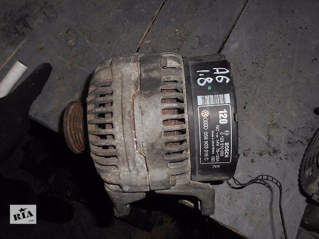 продам генератор для Audi A6, 1.8i, 1996, 058903016C бу в Львове