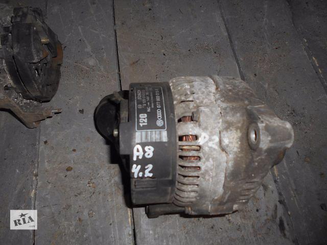 купить бу генератор для Audi A8, 4.2i, 1998, 077903015E в Львове