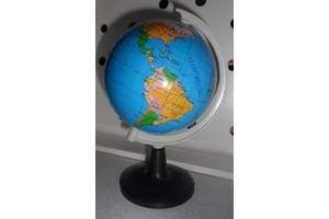 Глобус настольный школьный (новый) подарок