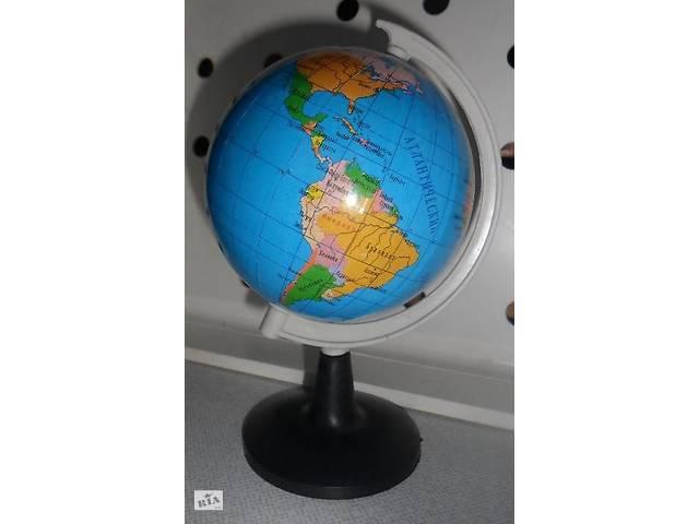 Глобус настольный школьный (новый) подарок- объявление о продаже  в Херсоне