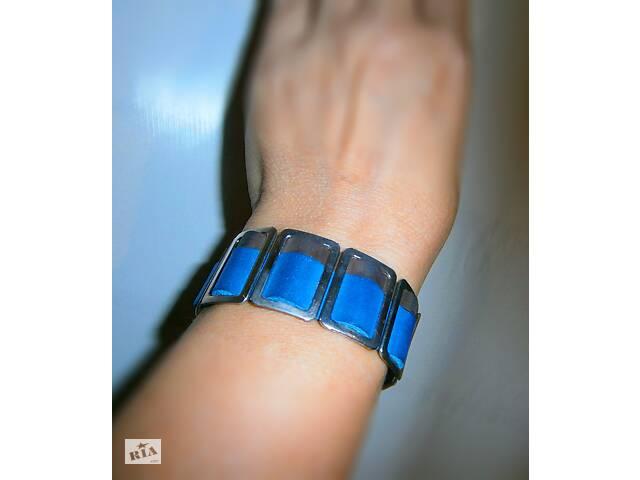 Кожаный браслет- объявление о продаже  в Запорожье