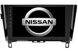 Головное устройство штатная магнитола Nissan Qashqai 2014+ экран 10'