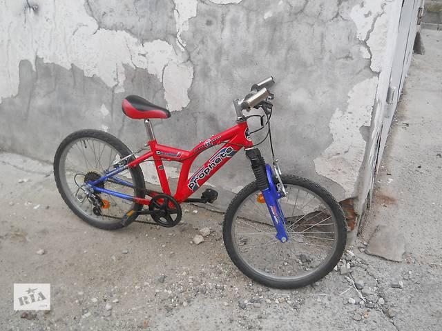 Горный велосипед Prophete 6 скоростей. 20 колеса- объявление о продаже  в Хмельницком