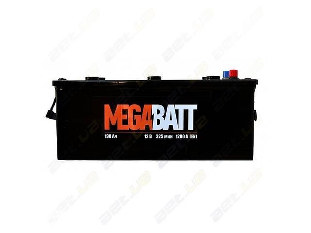 бу Грузовой аккумулятор MegaBatt 190Ah L+ 1200A в Одессе
