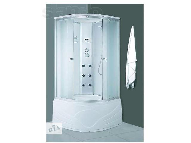 продам Гидромассажный бокс Diamond A816 (матовое стекло), 900х900х2130 мм. бу в Одессе