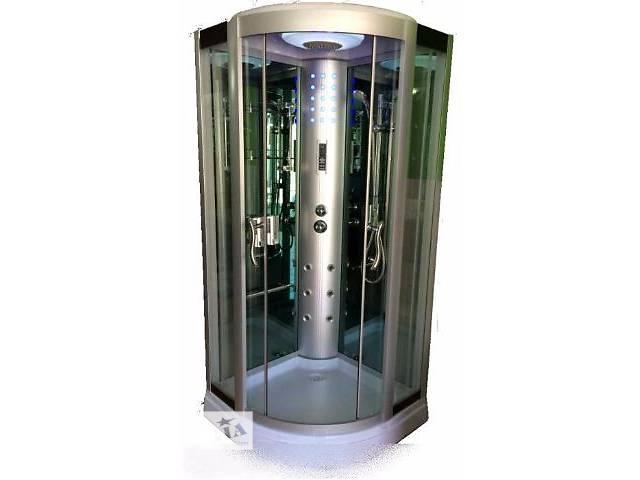 продам Гидромассажный бокс Diamond A-004, 900х900х2130 мм. бу в Одессе