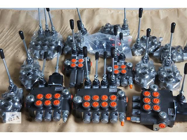 Гидрораспределитель Р80 - 80 л/мин 3х секционный р80 3/1 222- объявление о продаже  в Хмельницком