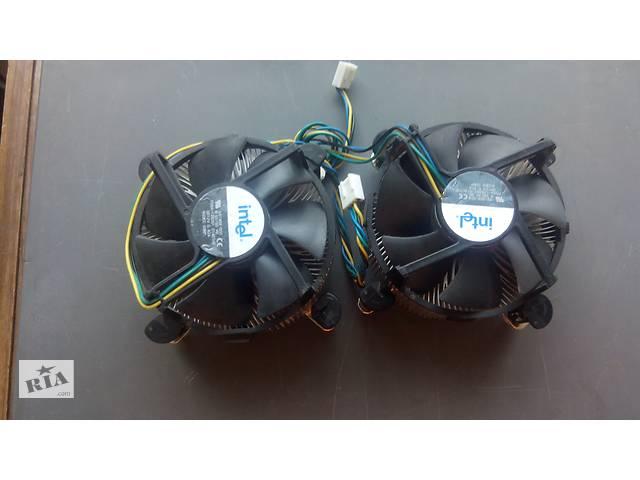Б/У Кулер Intel для Socket LGA 775, алюминий- объявление о продаже  в Торчине (Волынской обл.)
