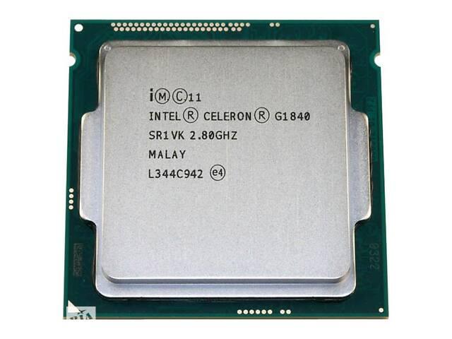 продам Процессор Intel Celeron G1840 2.8GHz (2MB, Haswell, 53W, S1150) Tray (CM8064601483439) (с разборки) бу в Киеве