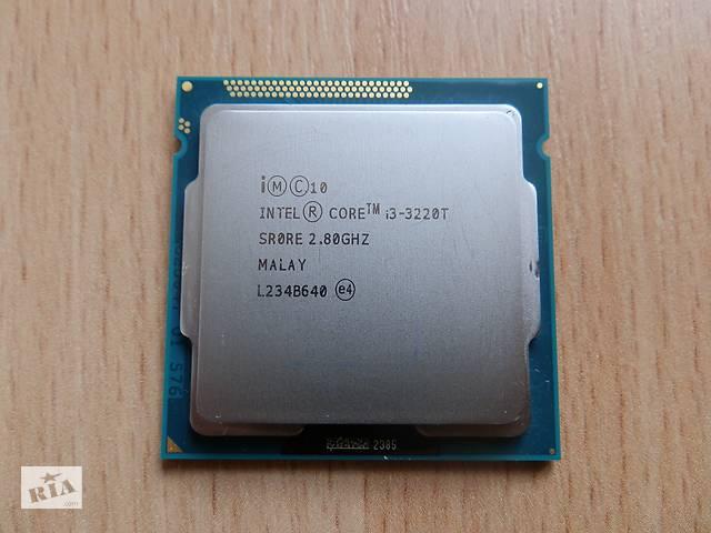 продам Intel® Core™ i3-3220T FCLGA1155 бу в Запорожье