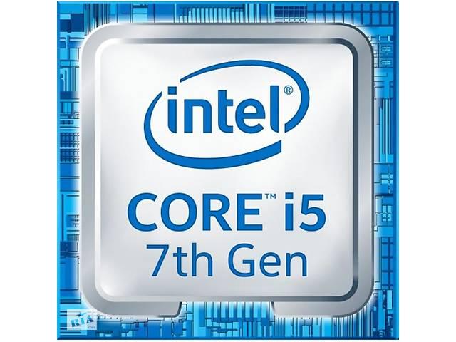 купить бу Процессор Intel Core i5 7400 3.0GHz (6MB, Kaby Lake, 65W, S1151) Box (BX80677I57400) в Киеве