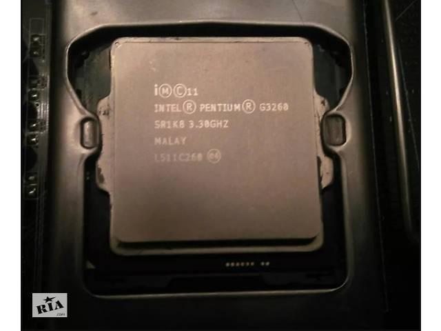 купить бу Intel Pentium G3260 3.3ghz s1150 в Киеве