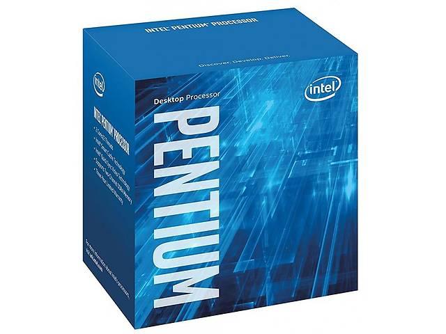 продам Процессор Intel Pentium Gold G5400 3.7GHz (4MB, Coffee Lake, 54W, S1151) Box (BX80684G5400) бу в Киеве