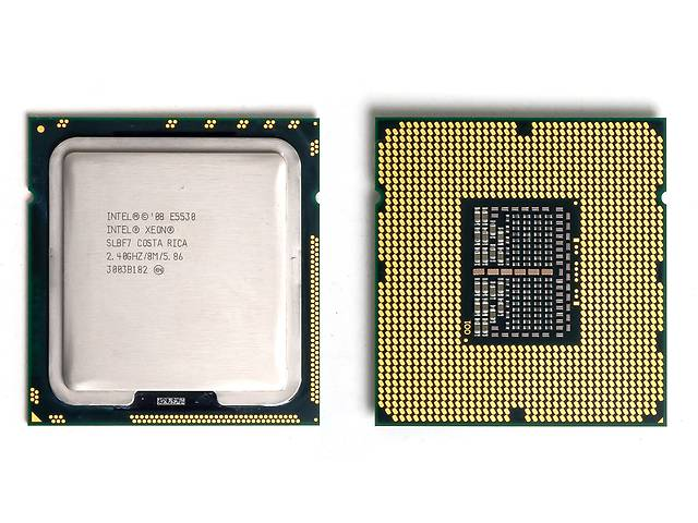 Intel Xeon E5530 2.4 GHz/8M s1366 4 ядра, 8 потоков- объявление о продаже  в Одессе