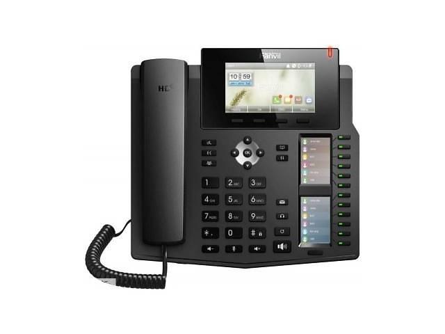 купить бу IP телефон Fanvil X6 (без БП) (6937295600766) в Киеве
