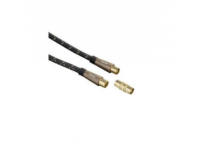 продам Кабель Coaxial НАМА (M/F) позолоченные контакты, 1.5 м, 120 dB (00122425) бу в Киеве