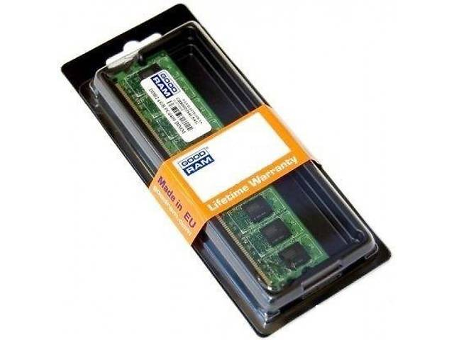 бу Модуль DDR3 4GB/1600 GOODRAM (GR1600D364L11S/4G) в Харькове